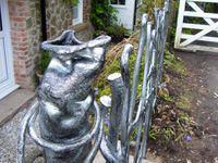 Devon Bespoke Metal Gates