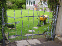 Devon Metal Gates