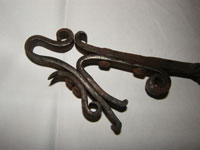 Wrought Iron Decorative Blacksmith Devon