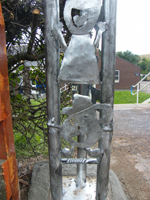 Exeter Wrought Iron Railings Devon