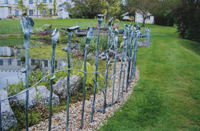 Exeter Wrought Iron Fencing