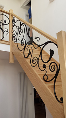 Decorative Wrought Iron Dorset